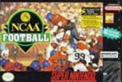 NCAA Football - SNES Game