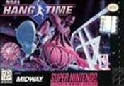 NBA Hangtime (Hang Time) - SNES Game