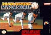 Roger Clemens MVP Baseball - SNES Game