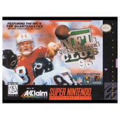 NFL Quarterback Club 96 - SNES Game