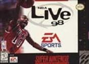 NBA Live 98 - SNES Game