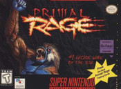 Primal Rage - SNES Game