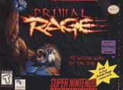 Primal Rage - SNES Game