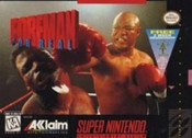 Foreman For Real - SNES Game
