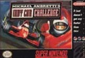 Michael Andretti's Indy Car - SNES Game