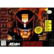 Judge Dredd - SNES Game