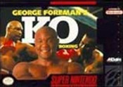George Foreman's KO - SNES Game