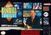 ESPN Baseball Tonight - SNES Game