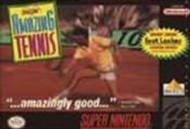 David Cranes Amazing Tennis - SNES Game