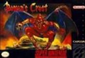 Demons Crest - SNES Game