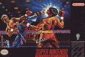 Best of the Best Champ. Karate - SNES Game