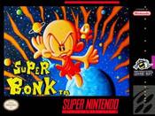 Super Bonk - SNES Game