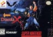 Castlevania Dracula X - SNES Game
