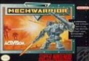 Mechwarrior - SNES Game