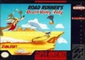 Road Runner's Death Valley Rally - SNES Game