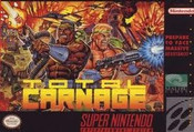 Total Carnage - SNES Game