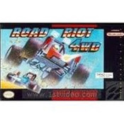 Road Riot - SNES Game