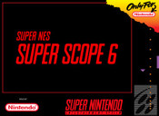 Super NES Super Scope 6 - SNES Game