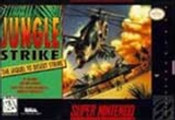 Jungle Strike - SNES Game