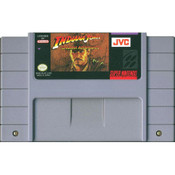 Indiana Jones' Greatest Adventures - SNES Game