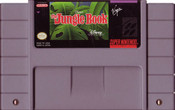 Jungle Book, Disney's The - SNES Game