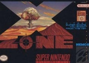 X Zone - SNES Game