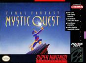 Final Fantasy Mystic Quest - SNES Game