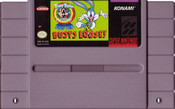 Tiny Toons Buster Busts Loose - SNES Game