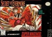 Secret of Evermore - SNES Game