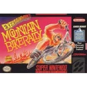 Mountain Bike Rally - SNES Game