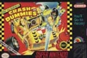 Incredible Crash Dummies, The - SNES Game