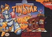 Tin Star - SNES Game