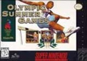 Olympic Summer Games - SNES Game