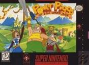 Power Piggs of the Dark Age - SNES Game