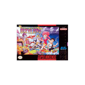 Cacoma Knight in Bizzyland Video Game for Super Nintendo