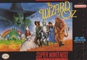 Wizard of Oz, The - SNES Game