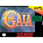 Illusion of Gaia - SNES Game