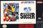 Fifa International Soccer - SNES Game