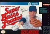 Super Bases Loaded - SNES Game