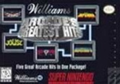 Williams Arcade's Greatest Hits - SNES Game