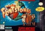 Flintstones, The - SNES Game