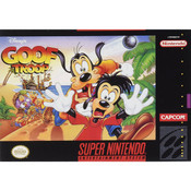 Goof Troop, Disney's Video Game For Nintendo SNES