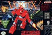 Vortex - SNES Game