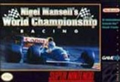 Nigel Mansell's World Championship - SNES Game