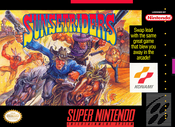 Sunset Riders - SNES Games