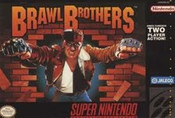 Brawl Brothers - SNES Game