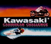 Kawasaki Caribbean Challenge - SNES Game