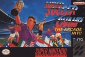 Super Soccer Champ - SNES Game
