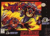 Swat Kats - SNES Game