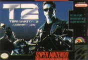 T2: Judgement Day (Terminator) - SNES Game